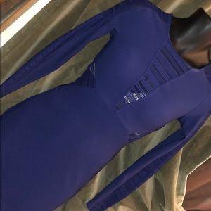 Express midi dress size 2